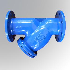 Flanged-Y-Strainer