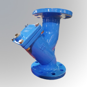 Flanged-Y-Strainer1